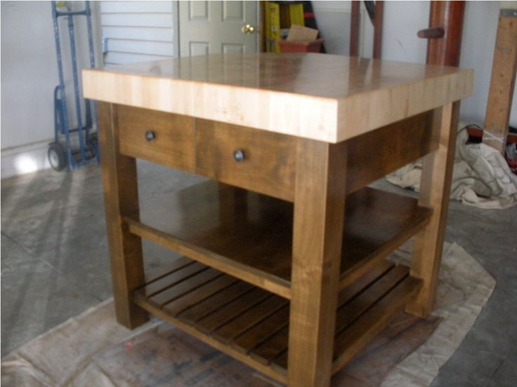 Endearing Butcher Block Cart Create Lovable Kitchen Top Furniture Ideas:  Alluring White Wood Butcher Block Cart Kitchen Islands Diy Material Design  For ...