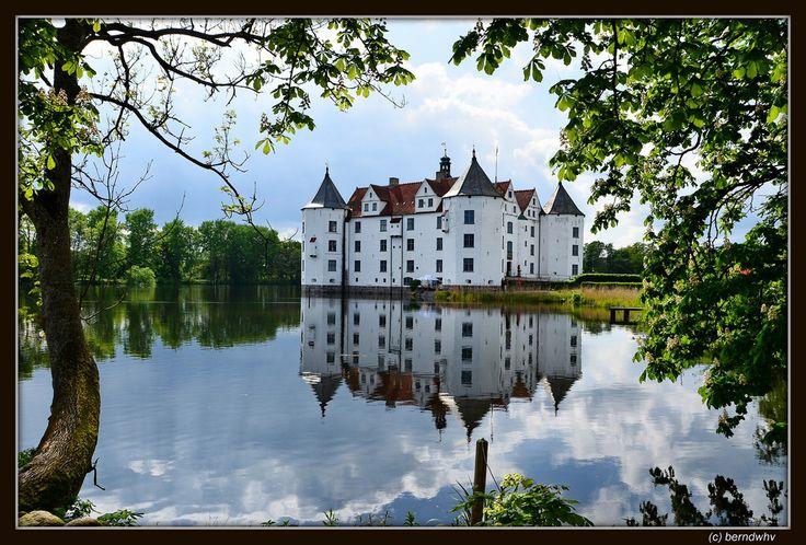 Schleswig-Holstein / Schloss Glücksburg