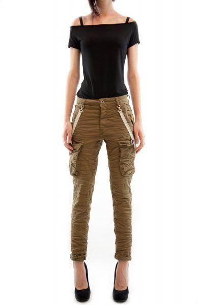 Please Store Jeans P37OCV94V1 Green 01