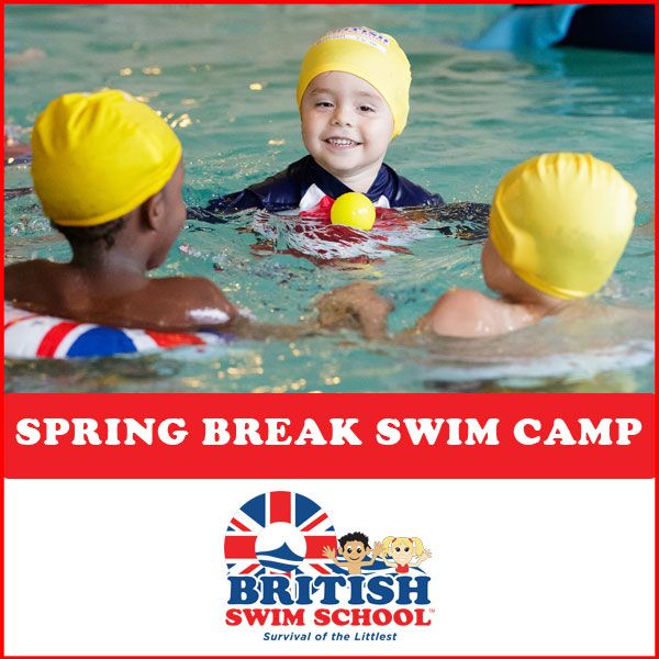 Spring Break is coming up! The #BritishSwimSchool method which was developed by Founder Rita Goldberg - has evolved over the last 33+ years. Do you want to teach your baby, toddler, child (or even you?) how to swim? Check out our locations near you: http://britishswimschool.com/find-your-pool/
