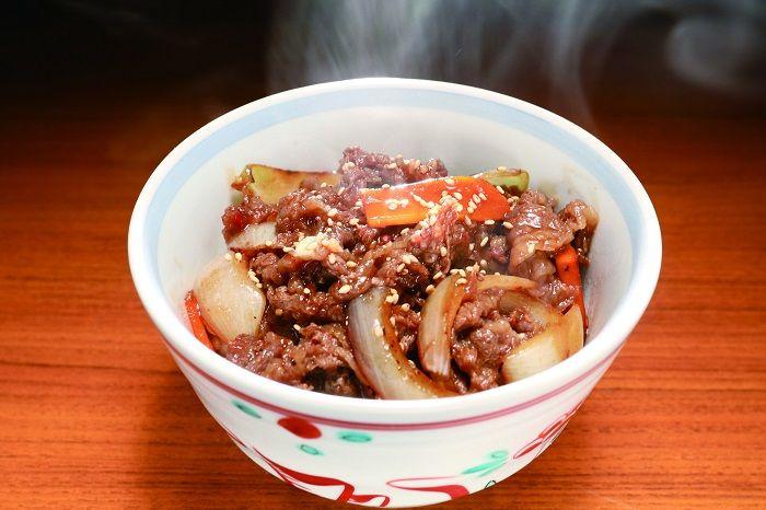 鹿児島黒牛 牛丼「大牛肉博」新宿で開催