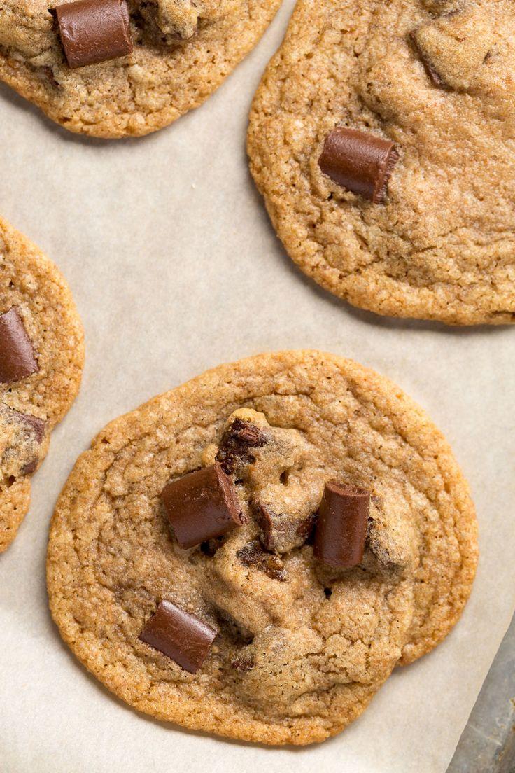 Best 25+ Chocolate chunk cookies ideas on Pinterest | Chunky ...