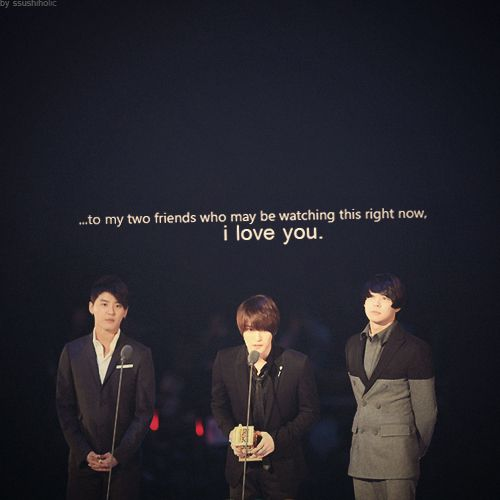 Thank for being always you <3 #DB5K