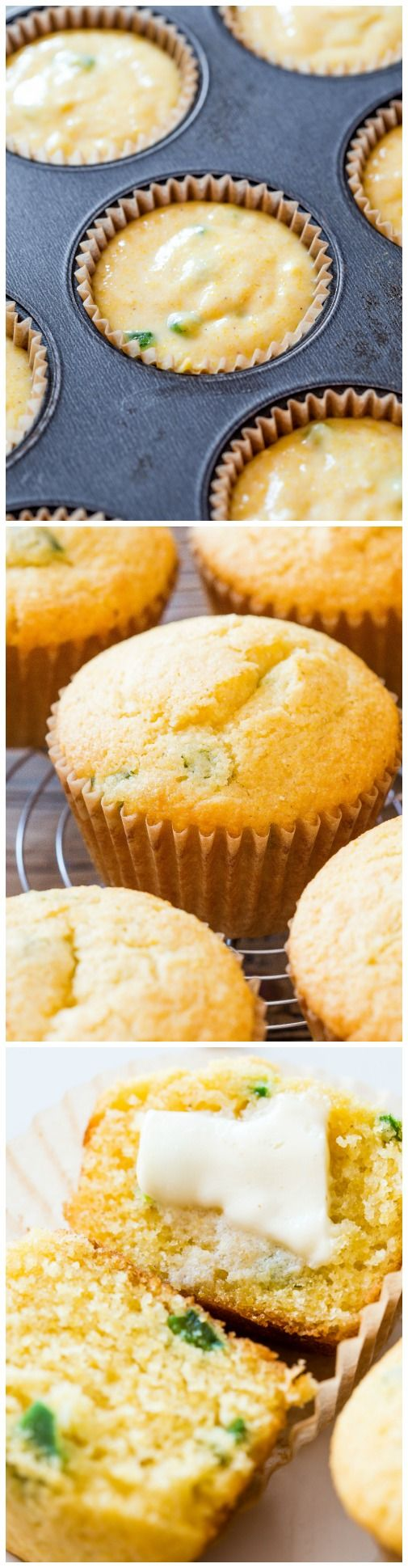 A little sweet, a little spicy! One of my new favorite muffin recipes.