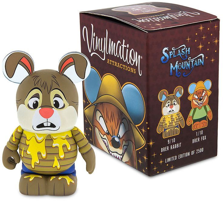 Splash Mountain Eachez Vinylmation Out Now