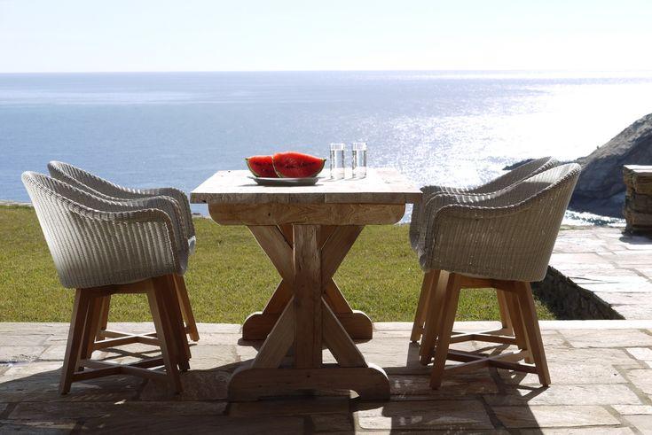 Aegea Blue Cycladic Resort - View from the Grand Blue Villa