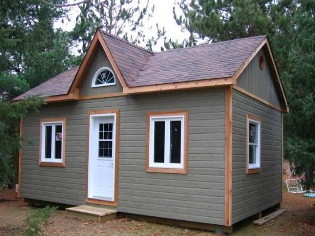 Tiny Home Designs: 200-600 Sq Ft Pre-Fab Guest House Cottages Delivered And