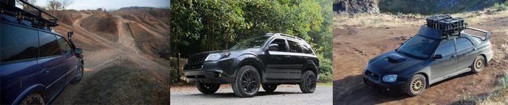 Subaru lift Kit - Banner