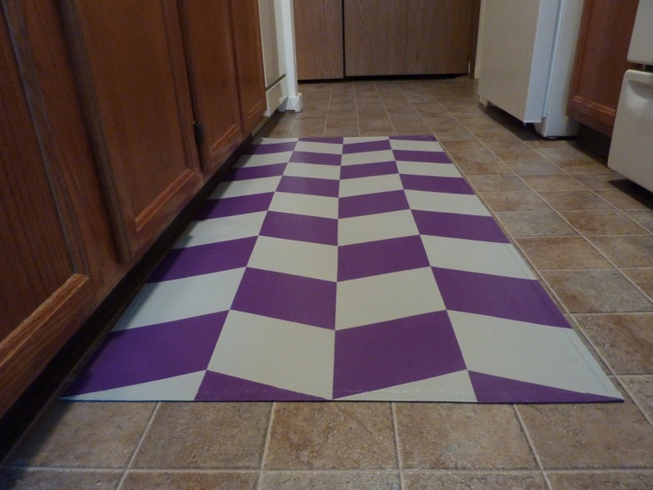 83 Best Images About Canvas Floor Cloths On Pinterest