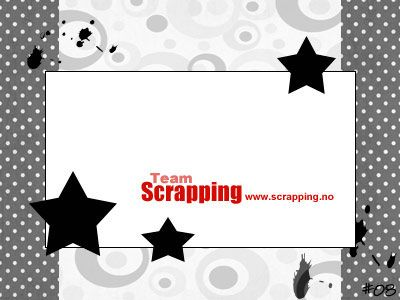 Skisse #08 Kort « scrapping.no