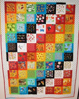 It's time to share some quilts from Round 1 of the I Spy Swap.   All participants were invited to share photos of their quilts.   Here a...