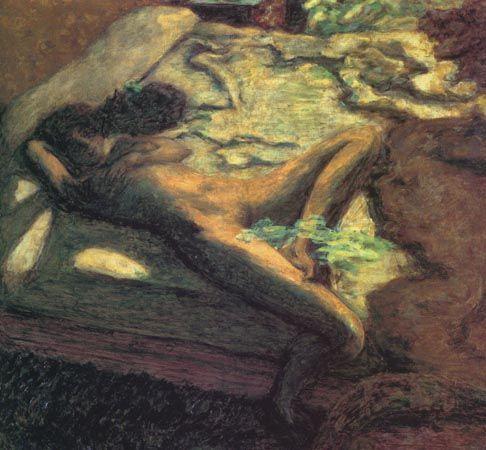 Пьер Боннар. Праздная женщина