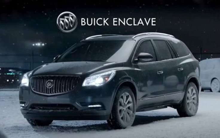 2017 Buick Enclave Redesign - http://www.2016newcarmodels.com/2017-buick-enclave-redesign/