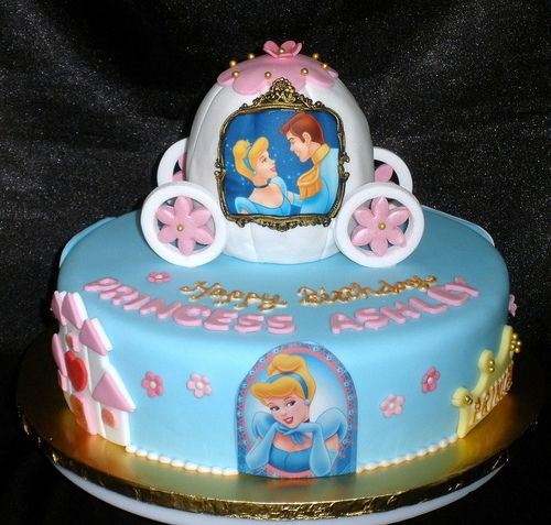 10 best Cinderella cakes images on Pinterest Cinderella cakes