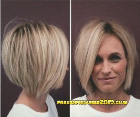 Stufig Frisuren Frauen – Frisuren 2018 halblang s…