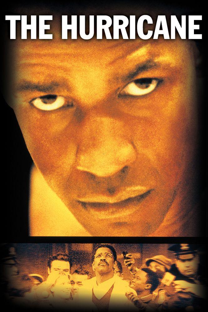 The Hurricane Movie Poster - Denzel Washington, John Hannah, Deborah Kara Unger  #TheHurricane, #MoviePoster, #Drama, #NormanJewison, #DeborahKaraUnger, #DenzelWashington, #JohnHannah