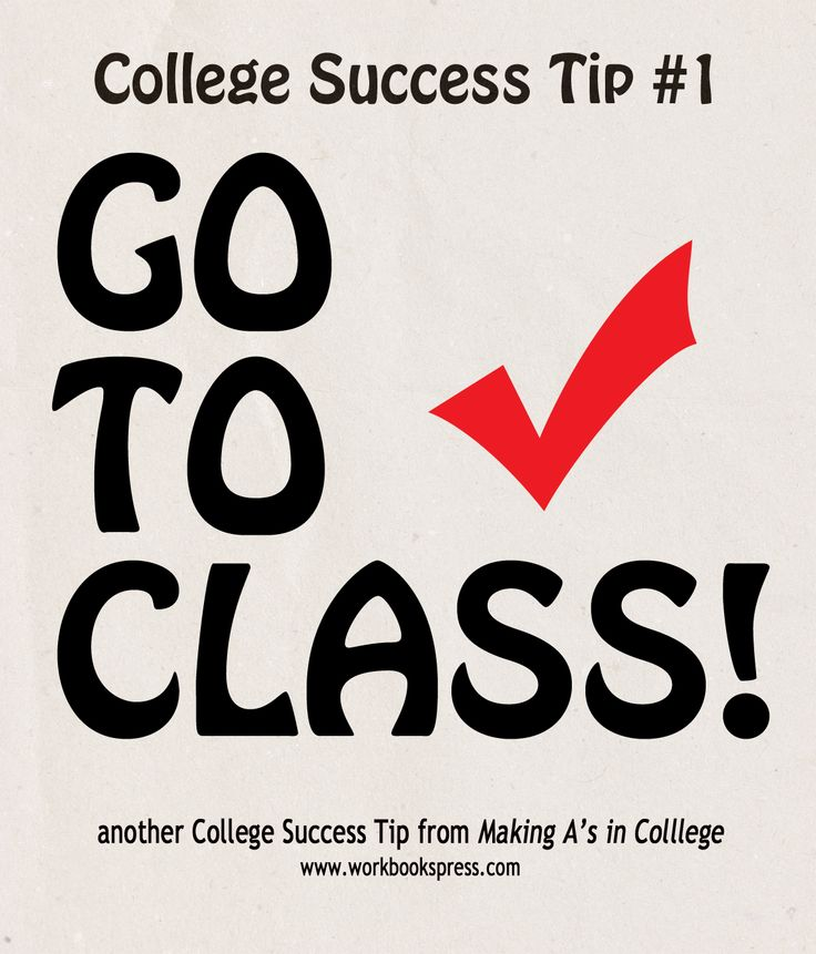 60 best College Life, College Success images on Pinterest Success - college success tips