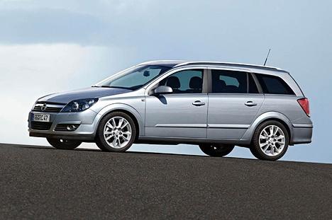 Opel Astra Caravan 18l