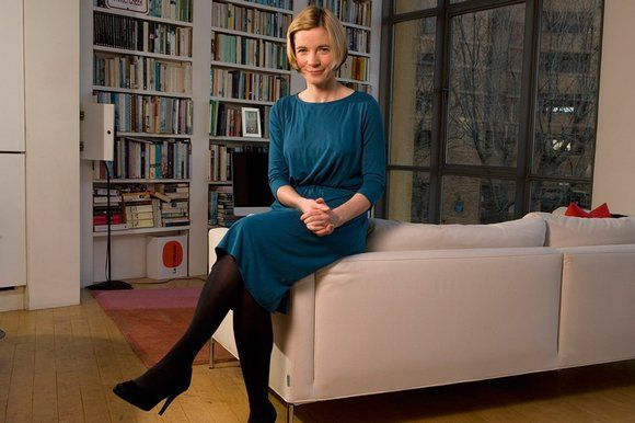 Child-free by choice: Dr Lucy Worsley has become a poster girl for child-free women in Britain