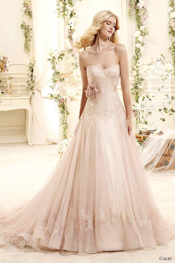 1208 best Beach Bridal Dresses images on Pinterest | Wedding frocks ...