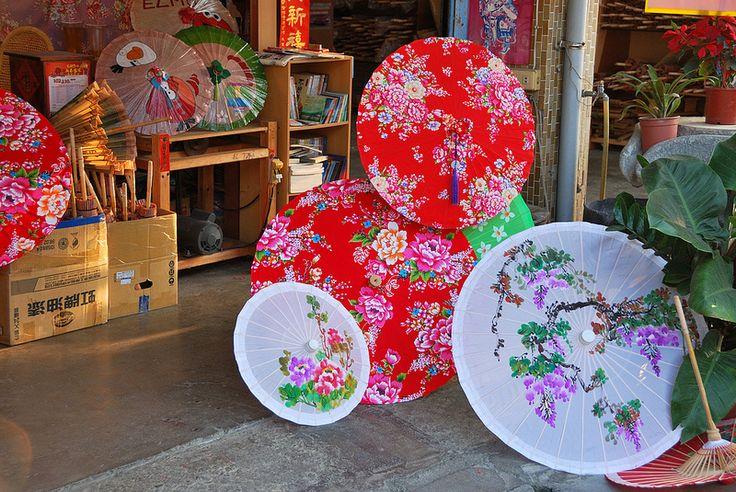 oil paper umbrella, #Taiwan