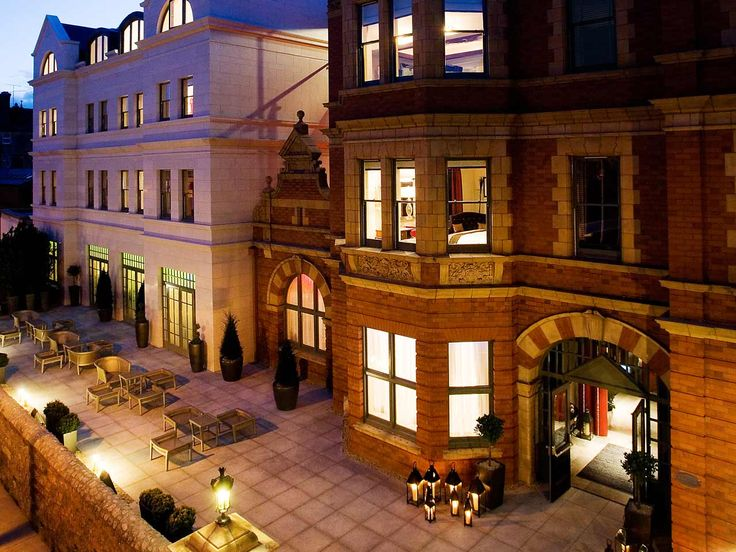 5 Star Hotels Dublin - Boutique Hotels Dublin - Dylan.ie
