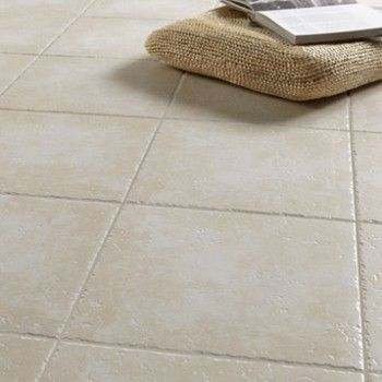 Carrelage int rieur michigan en gr s c rame beige 34 x for Leroy merlin carrelage interieur