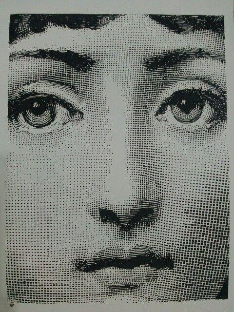 La mia Lina Cavalieri.....Fornasetti