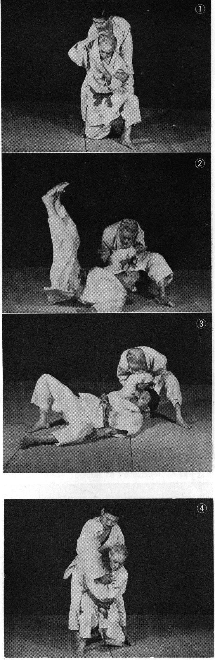 O Seoi-otoshi(Seoi = ombro , Otoshi = derrubar) é uma técnica extra que ficou de fora do Go Kyo. É classificada comoTe-waza.