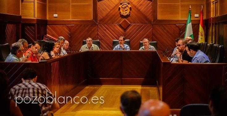 El Ayuntamiento de Pozoblanco adjudica los contratos de limpieza por un importe de 622.123 euros