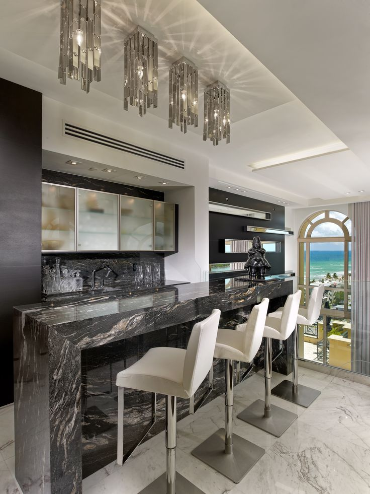 hollywood miami fl | bars for home, home, modern kitchen