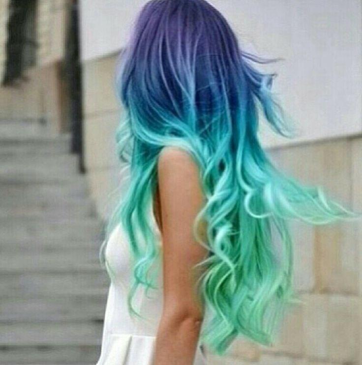 Ambre hair