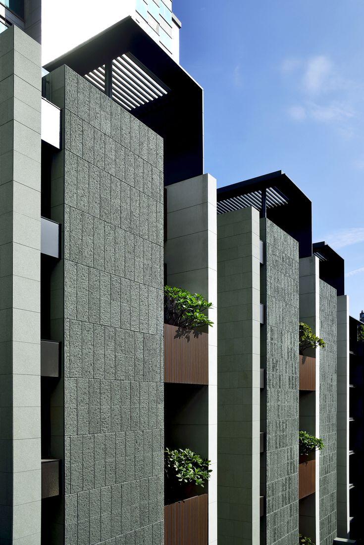 Galer 237 a de casa patio ar arquitetos 22 - Gallery Of Stacking House Hsuyuan Kuo Architect Associates 7