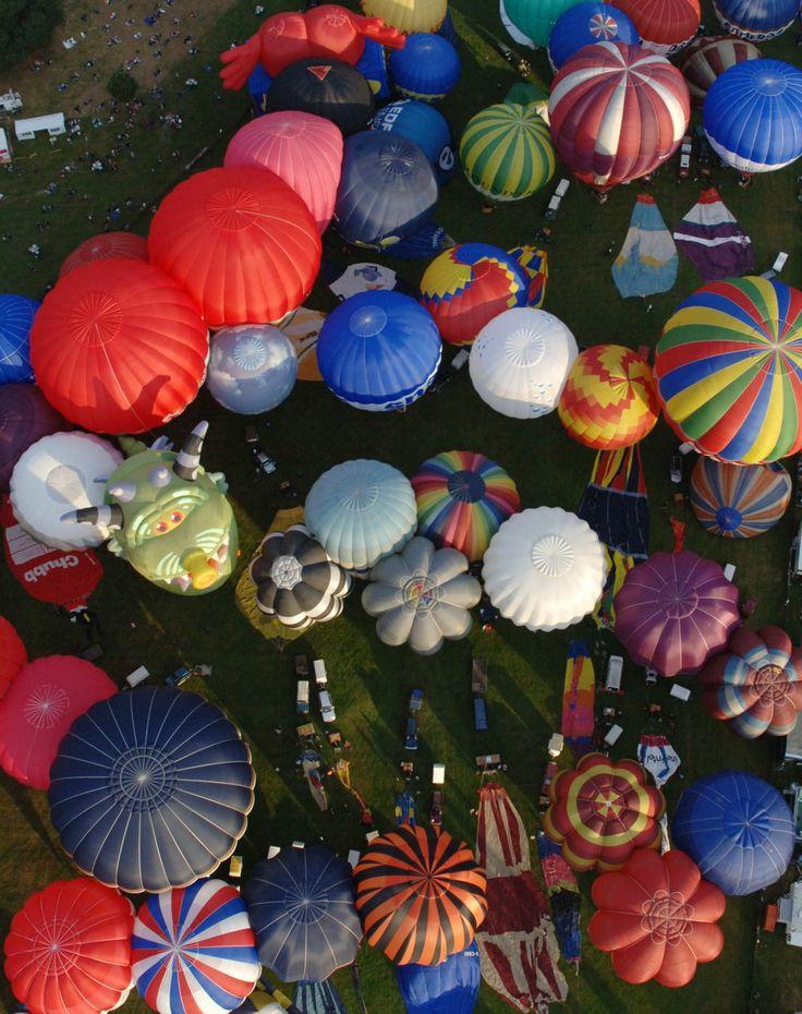 Bristol Balloon Fiesta '14