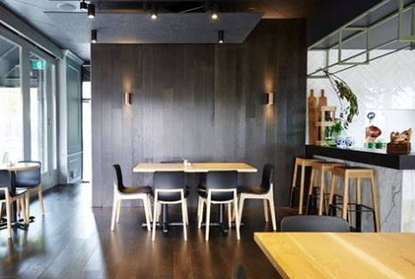 Product Feature Fridays - Black Brown in this beautiful South Melbourne restaurant, Arkibar