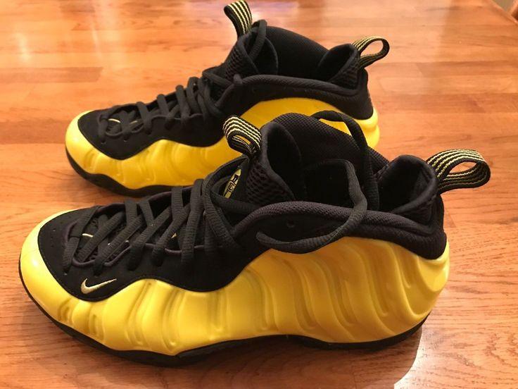 Nike Foamposite Wu Tang Size 9