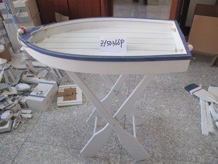 Boat Shaped Bookcase Furniture