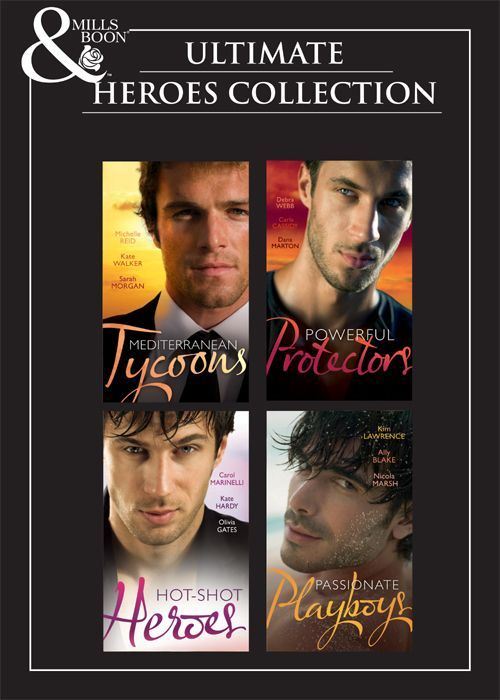 Ultimate Heroes (Mills & Boon Modern): The Sicilian's Virgin Bride / The De Santis Marriage / The Greek Tycoon's Unwilling Wife / Protective Measures / ... Bridal Bargain / Hot Nights with a Playboy eBook: Sarah Morgan, Michelle Reid, Kate Walker, Dana Marton, Debra Webb, Carla Cassidy, Kate Hardy, Carol Marinelli, Olivia Gates, Ally Blake, Kim Lawrence, Nicola Marsh: Amazon.co.uk: Kindle Store