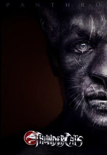 THUNDERCATS by iancarlo reyes, via Behance