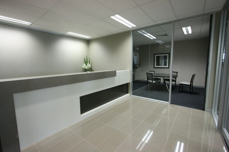 Reception counter design from a1office fitouts to give for Office counter design