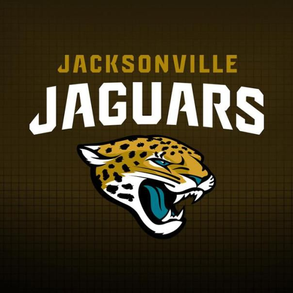 New Jags Logo #nfl #logos