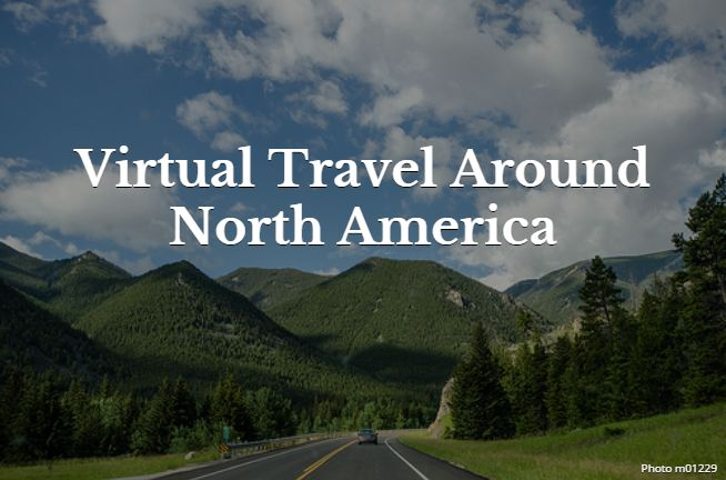 Virtual Travel Around North America - Eclectic Homeschooling