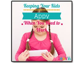 Helpful tips for working mums