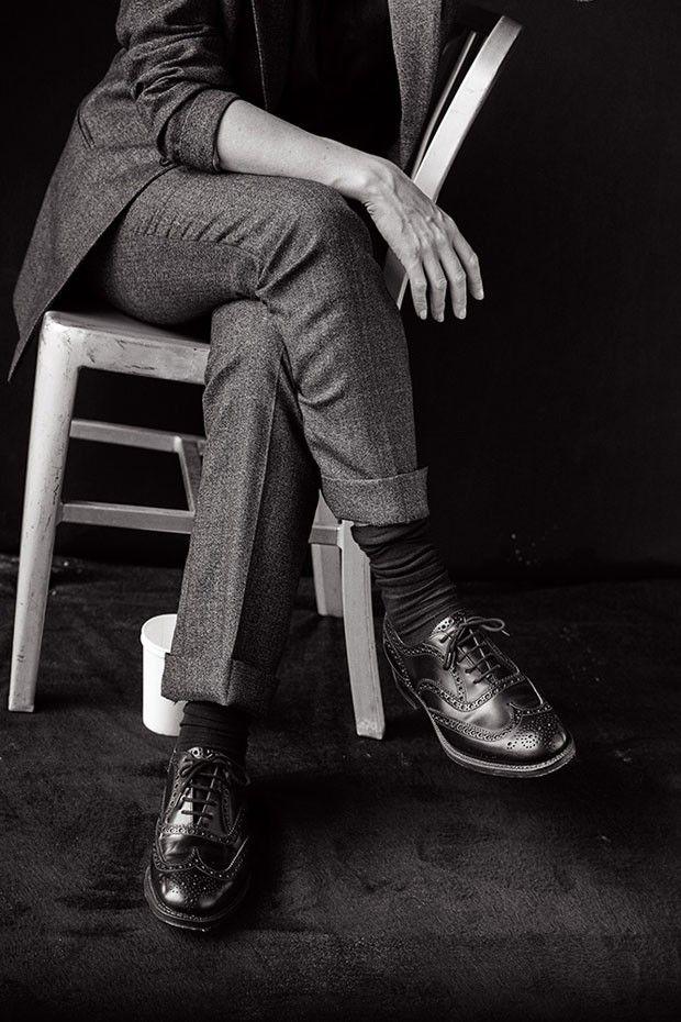 Питер Линдберг и Кейт Уинслет в L'UOMO Vogue… - Заметки на полях души