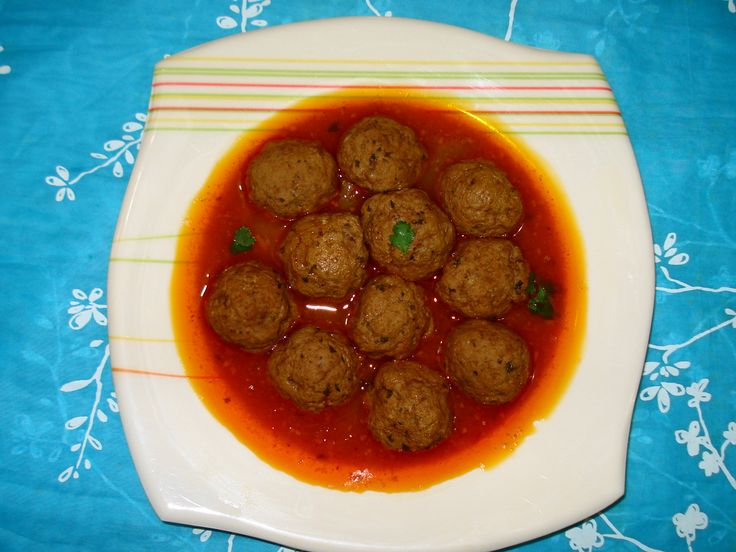 Cuisine of Karachi: Kofta Curry/Meat Ball Curry  کوفتے کا سالن