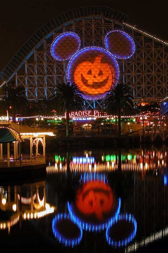 Halloween at California Adventure!