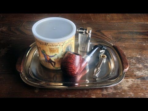 "Pipe Tobacco Review: McClelland ""Frog Morton's Cellar"" - YouTube"