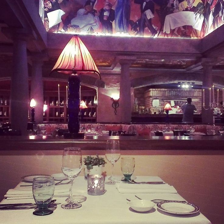 Italian dinner @ Villa Danieli. #Sheraton #dinner #love