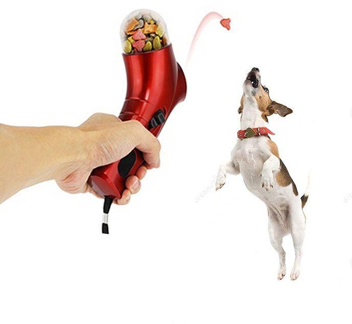 Doggy Treat Launcher