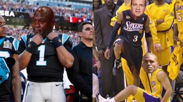 In the aftermath of Cam Newton's poor showing in Super Bowl 50, the Internet had some thoughts, memes and snark.